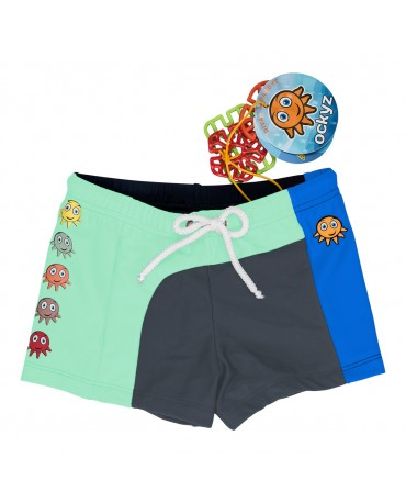 JIMM GREEN SWIM TRUNKS